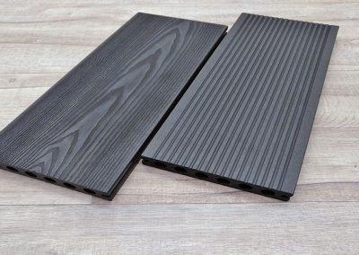 環保塑化木| 黑檀色 4.67寸