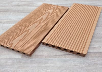 環保塑化木| 紅磚色 4.67寸