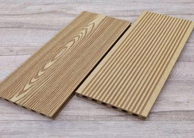 環保塑化木| 松木色 4.67寸