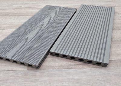 環保塑化木| 鐵灰色 4.67寸